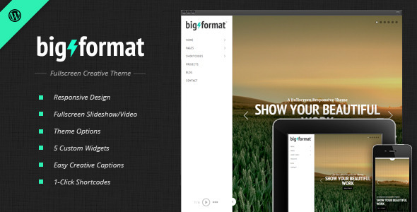 BigFormat-wp-theme